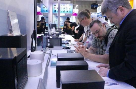 华芸COMPUTEX发表AS40系列NAS
