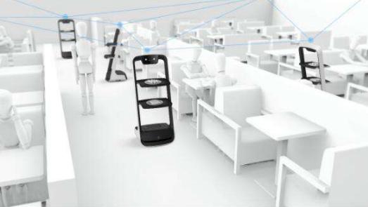 发力配送机器人市场!普渡科技完成五千万A轮融资