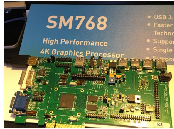 慧荣科技最新款PCIe SSD控制芯片 支持4K和全线最新3D TLC和QLC NAND