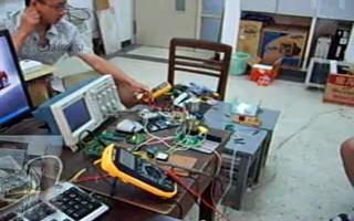 第三届恩智浦杯创新设计大赛作品:高强度放电灯电子镇流器设计