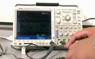 关于并行总线波形捕获与分析的视频介绍