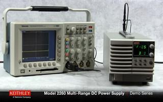 恒定电压转换速率的设置方法