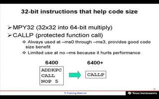 介绍 C64x+ 的CPU与其他功能特性
