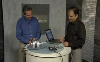 电机控制电子实验室第10章:开发工具 / 评估板演示