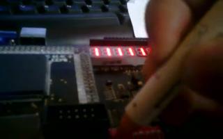 利用FPGA DIY开发板实现拨码开关控制静态数码管显示