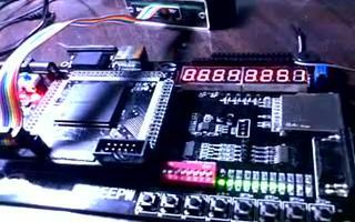 由FPGA DIY开发板控制蜂鸣器发出响声