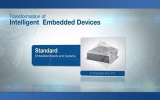 研華嵌入式核心服務:以設計為導向的整合服務