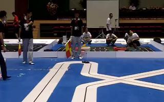 智能车竞赛摄像头组决赛之北京科技大学