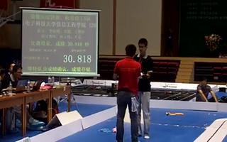 智能车竞赛摄像头组决赛之电子科技大学信息工程学院