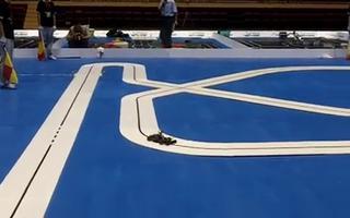 智能车竞赛光电组决赛之西北工业大学