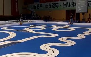智能车摄像头组决赛之杭州电子科技大学
