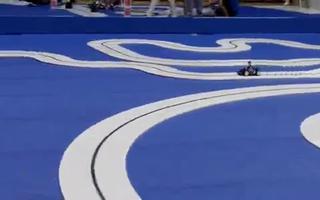 视频:2010飞思卡尔智能车竞赛摄像头组高手角逐