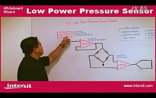 关于低功耗压力传感器的设计方案