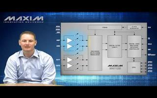 向您介绍业内最高的单位功耗分辨率ADC:MAX11200