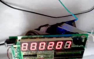 通过 RL78/G13 开发板实现显示时钟功能