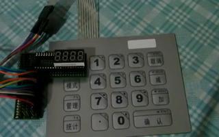 了解RL78/G13键盘控制与显示过程