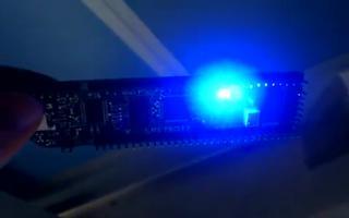 用 RL78/G13 开发板定时器中断实现呼吸灯的亮灭