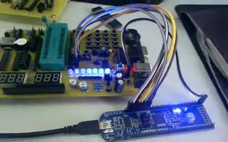 如何用 RL78/G13开发板实现流水呼吸灯亮灭