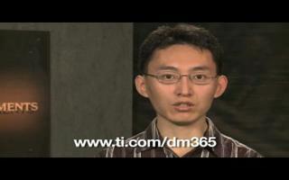 介绍 TMS320DM365 数字媒体处理器技术...