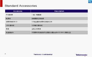 泰克高精度功率分析仪的long88.vip龙8国际指标介绍