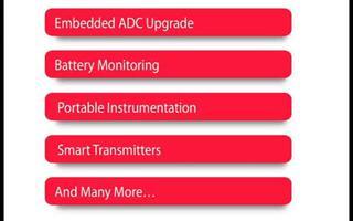 最小的ADS1115系列16位ADC处理器