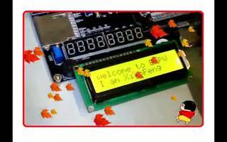 采用 FPGA DIY 开发板实现LCD1602显示