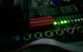 采用FPGA DIY开发板实现流水灯功能