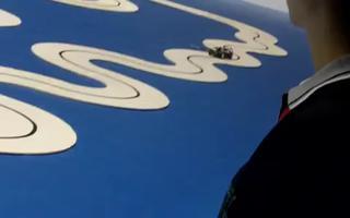 2011年飞思卡尔智能车竞赛电磁组决赛西北工业大学演示视频