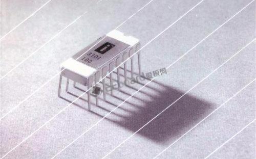 揭秘Intel公司历史上第一款产品