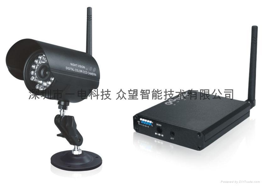 CCD摄像机使用说明介绍