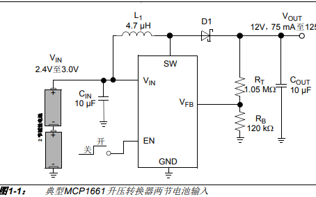 如何将MCP1661高电压升压和SEPIC转换器评估板用作开发工具的详细概述