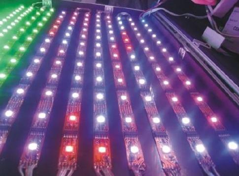 高能微型贴片压敏电阻解决了LED景观照明驱动电源中的浪涌防护问题