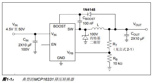 如何将MCP16331高电压输入降压转换器评估板用作开发工具的详细概述