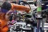 中国市场让德国机器人生产商欢呼 德媒:对华出口增6成