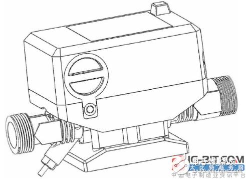 【新专利介绍】超声波水表