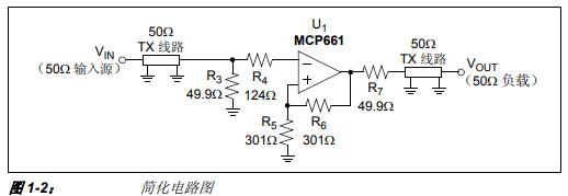MCP661线路驱动器演示板使用的详细中文资料概述