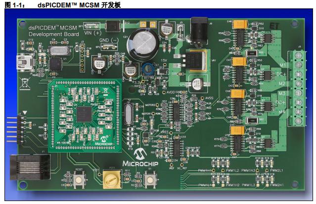 dsPICDEM MCSM开发板的详细中文资料概述
