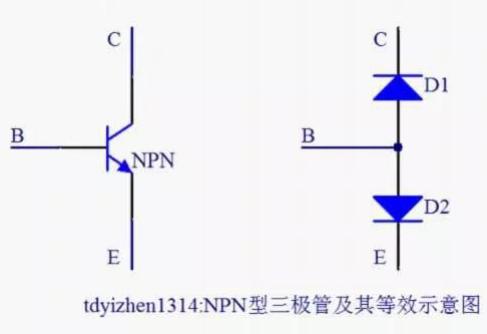 三极管的介绍和应用以及开关电路和放大电路的详细中文概述