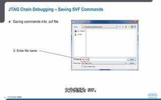 JTAG 链调试程序工具的作用及应用