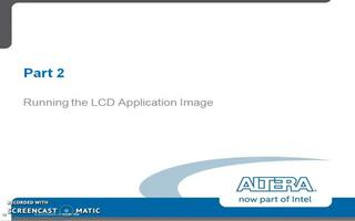 如何创建 UEFI LCD与运行 LCD 应用程...