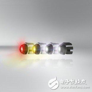 欧司朗推出用于汽车信号灯应用的XLS标准化LED光源