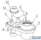 【新专利介绍】一种全防水通用型立式水表