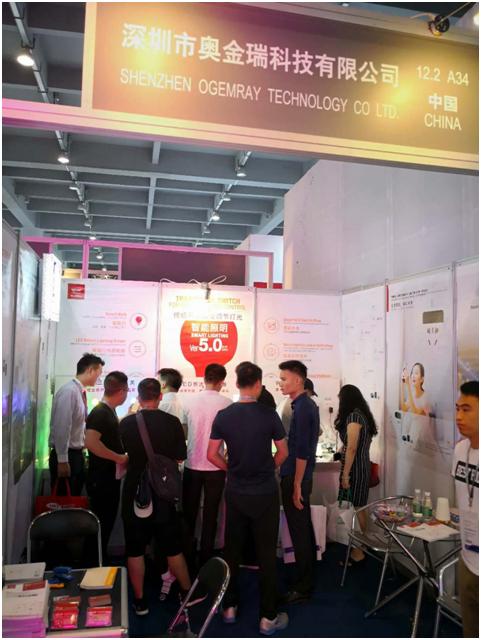 多个国家品牌企业齐聚光亚展,智能照明5.0时代来了?