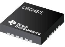 LMX2487E 用于射频个人通信的 Δ-Σ 低...