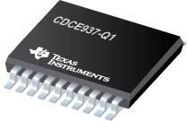 CDCE937-Q1 具有 2.5V 或 3.3...