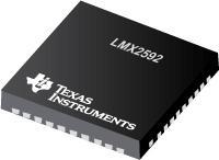LMX2592 LMX2592 具有集成 VCO 的宽带频率合成器