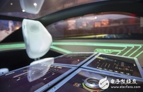 车用显示器被视为新蓝海,三星LG计划以OLED面板扩大抢市