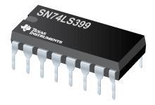 SN74LS399 具有存储器的四路 2 输入多...