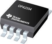 OPA2354 250MHz 轨至轨 I/O C...