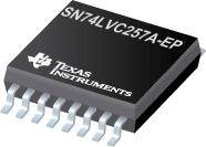SN74LVC257A-EP 具有三態輸出的增強...